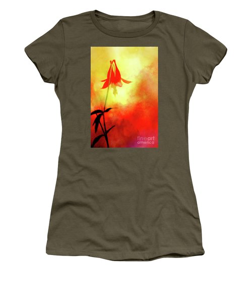Columbine Sunset Women's T-Shirt