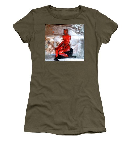 Coming From The Treaure  Women's T-Shirt