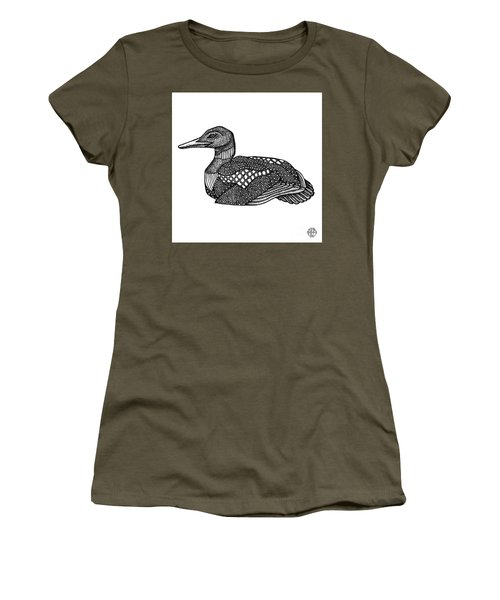 Common Loon Women's T-Shirt