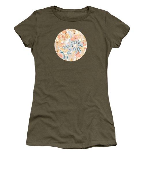 Coral Spring Garden Women's T-Shirt