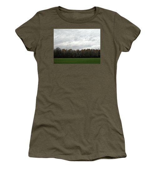 Country Autumn Drive Women's T-Shirt