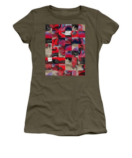 Coupe Rouge Women's T-Shirt