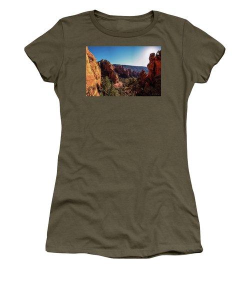 Cowpie 03-045 Pan Women's T-Shirt