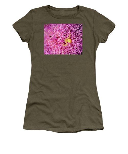 Crab Spider Women's T-Shirt