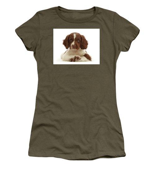 Cross Paws Women's T-Shirt