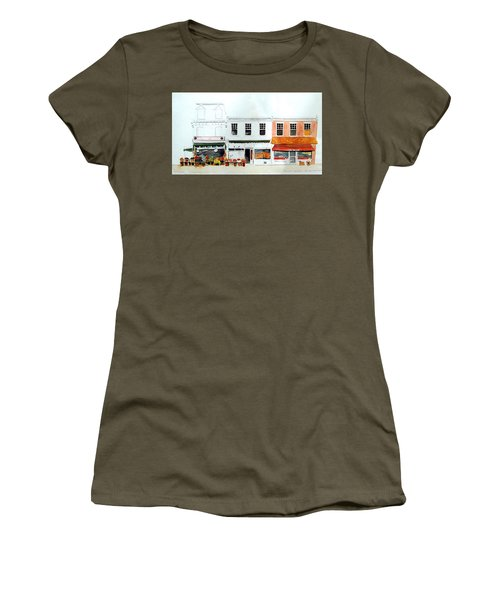Cutrona's Market On King St. Women's T-Shirt