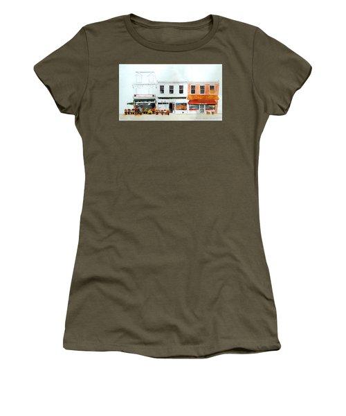 Cutrona's Market On King St. Women's T-Shirt