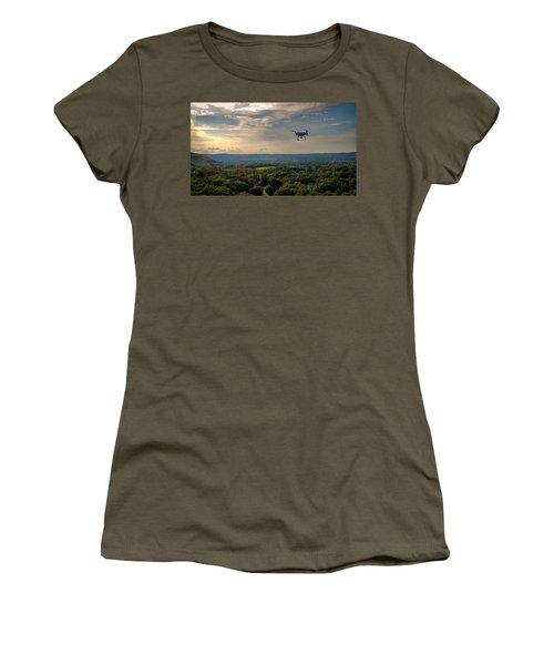 D R O N E  Women's T-Shirt