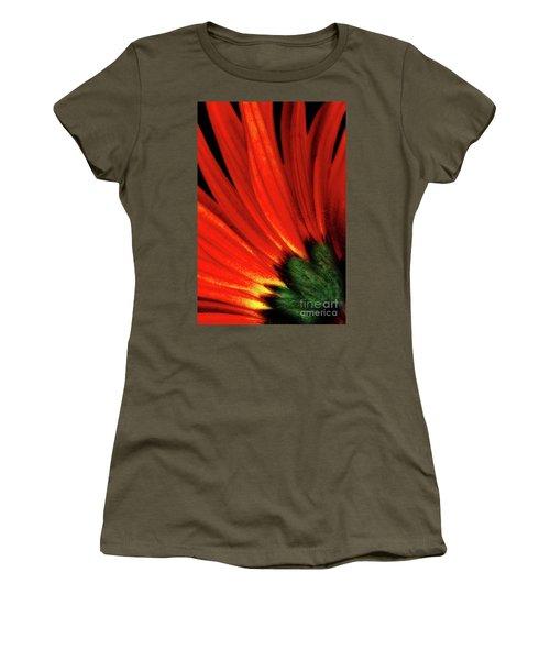 Daisy Aflame Women's T-Shirt