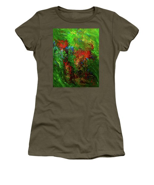 Dance Of The Dragon Women's T-Shirt