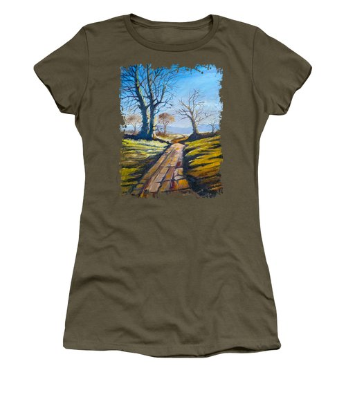Deciduous Trees Women's T-Shirt