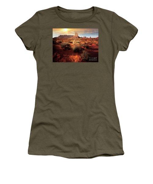 Desert Sun Women's T-Shirt