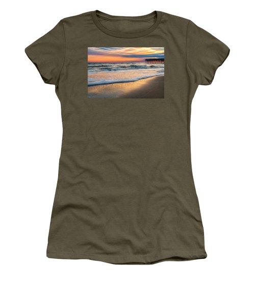Detailed Women's T-Shirt