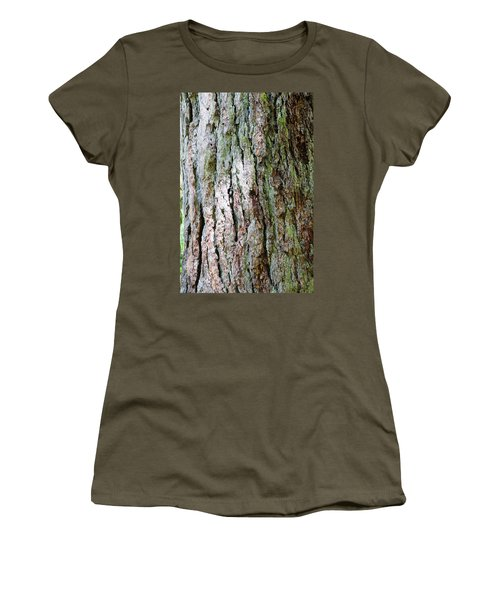 Details, Old Growth Western Redcedars Women's T-Shirt