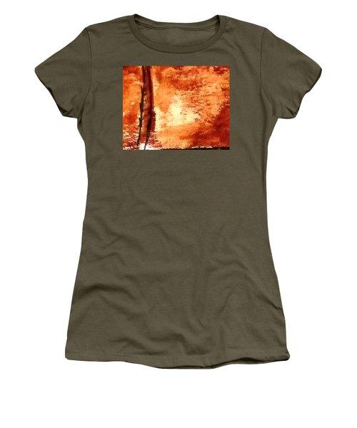 Digital Abstract No9. Women's T-Shirt
