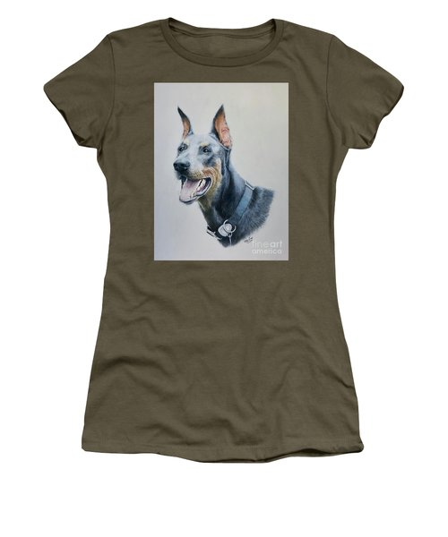 Doberman Women's T-Shirt