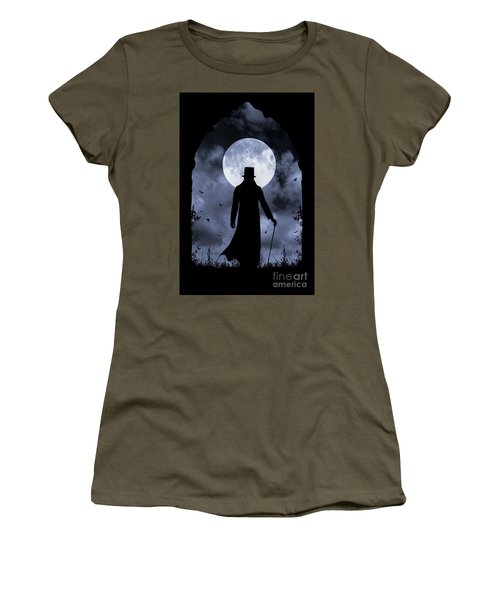 Dracula Returns Women's T-Shirt
