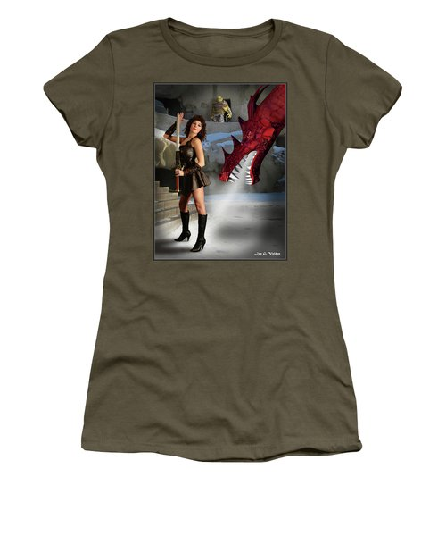 Dragon Breath Women's T-Shirt