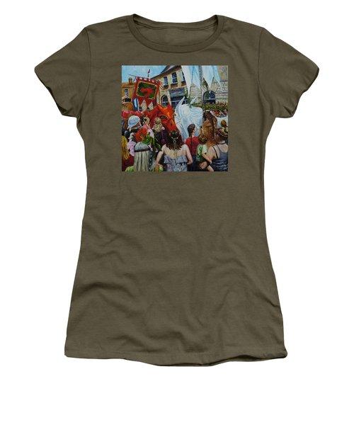 Dragons Glastonbury Event Women's T-Shirt