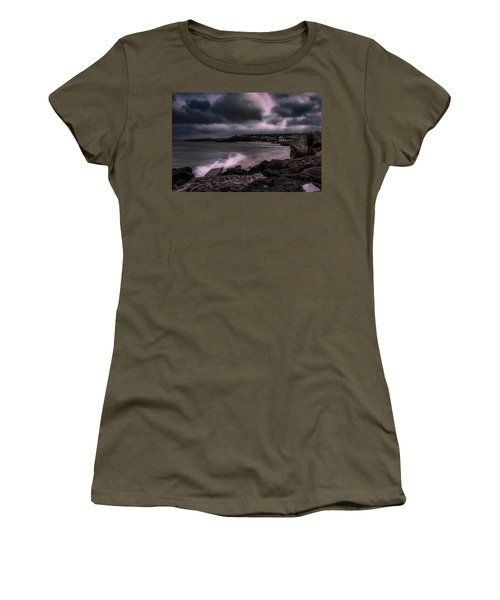 Dramatic Mood Women's T-Shirt
