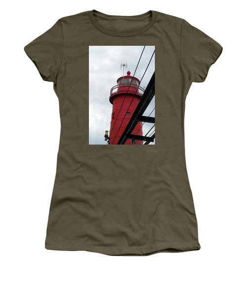 Dressed In Red Women's T-Shirt