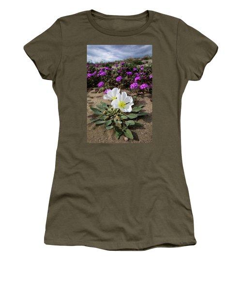 Dune Evening Primrose  Women's T-Shirt