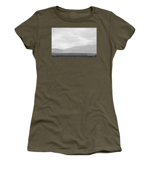 Dust Storm Over Manzanar, 1943 Women's T-Shirt