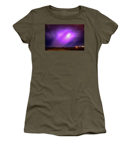 Dying Late Night Supercell 016 Women's T-Shirt