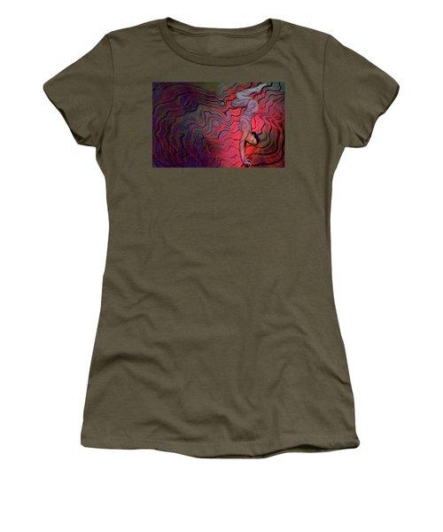 Dynamic Color2 Women's T-Shirt