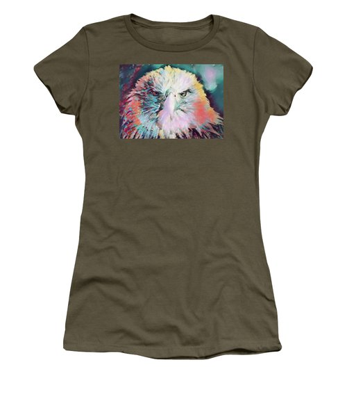 Eagle Abstract Women's T-Shirt