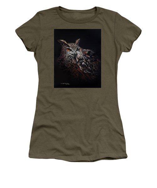 Eagle Owl Women's T-Shirt