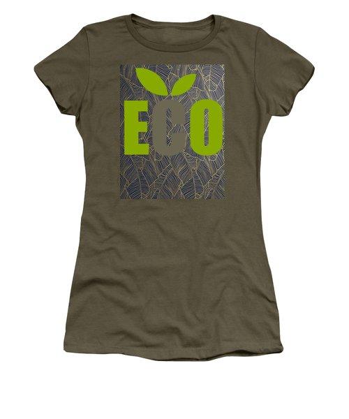 Eco Green Women's T-Shirt