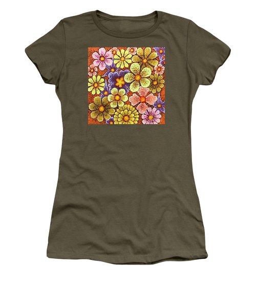 Efflorescent 6 Women's T-Shirt