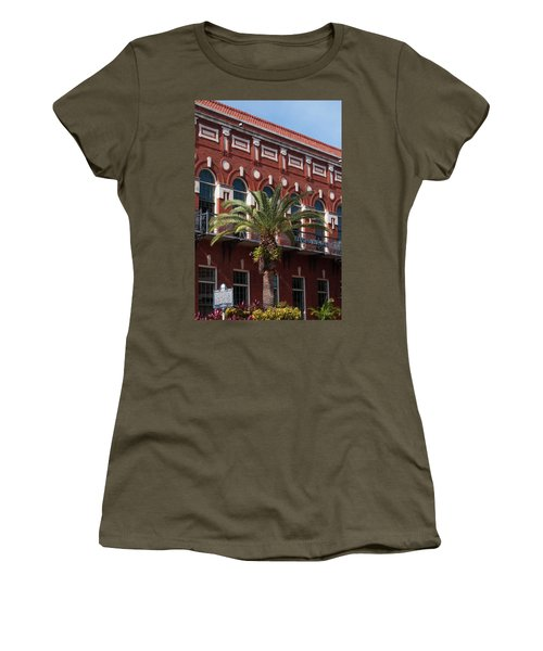 El Centro Espanol De Tampa Women's T-Shirt