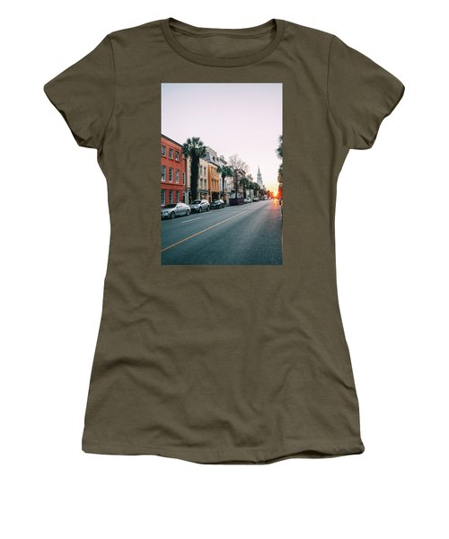 End Of The Road Women's T-Shirt
