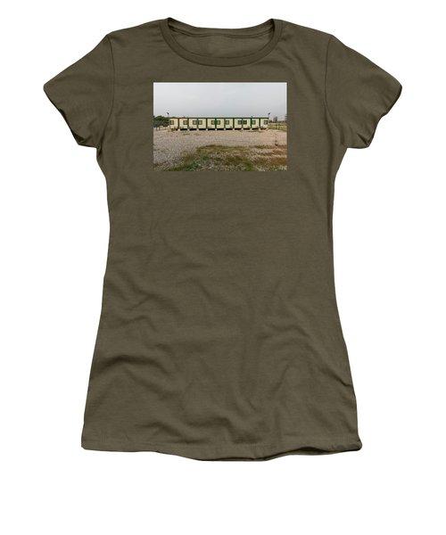 Euro New Topographics 14 Women's T-Shirt