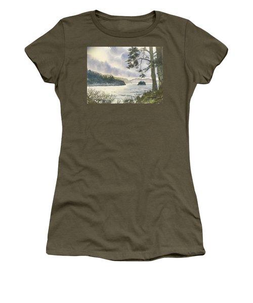 Evening On Derwentwater Women's T-Shirt