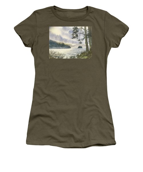 Evening On Derwentwater Women's T-Shirt