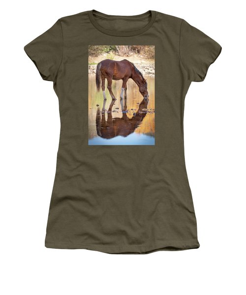 Evening Reflections Women's T-Shirt