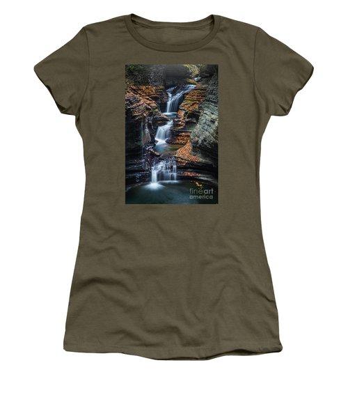Every Teardrop Is A Waterfall Women's T-Shirt