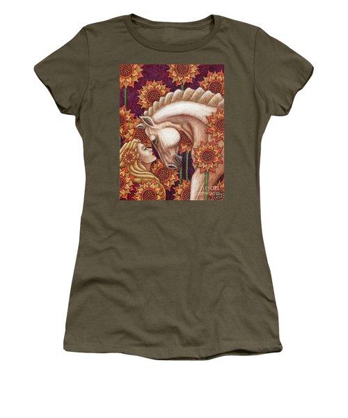 Exalted Beauty Morgan Women's T-Shirt