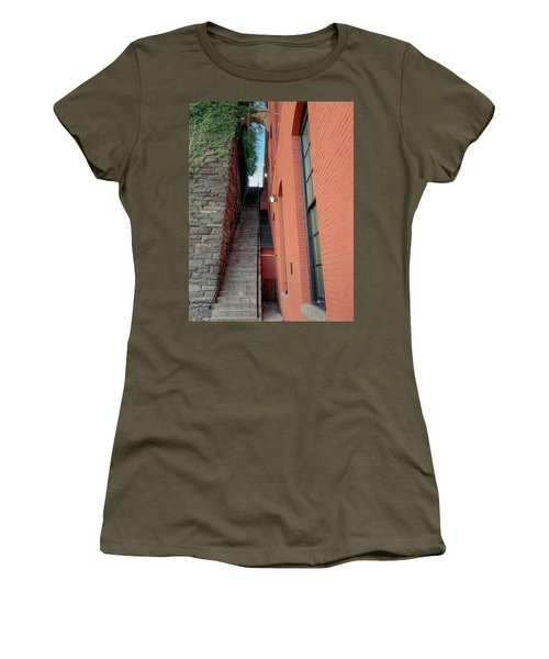Exorcist Stairs Beauty Women's T-Shirt