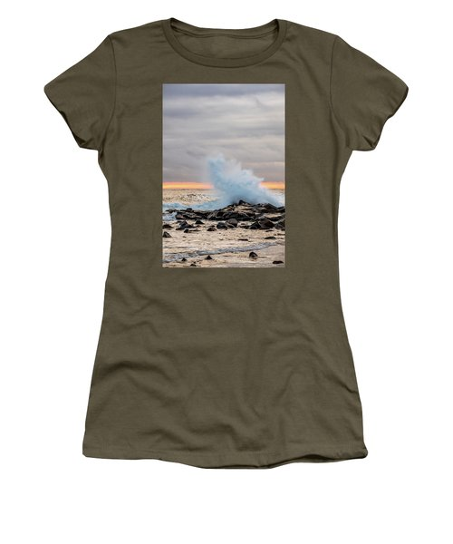 Explosive Sea 3 Women's T-Shirt