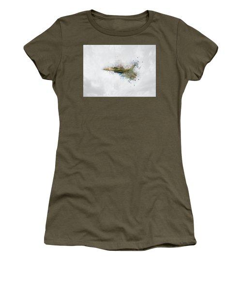 F16 Fighting Falcon Women's T-Shirt