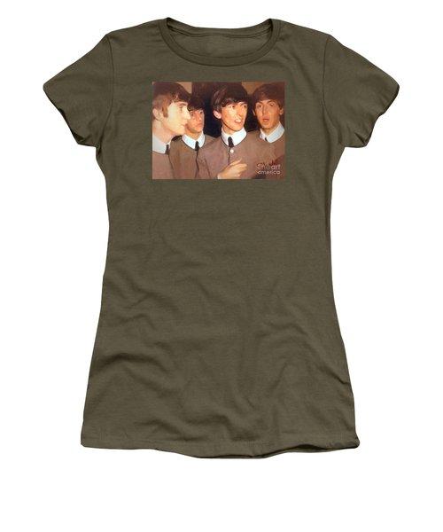 Fab Beatles Women's T-Shirt