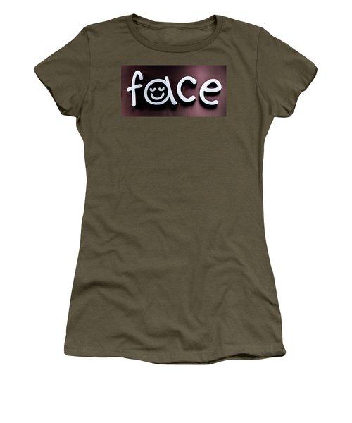 Face Women's T-Shirt