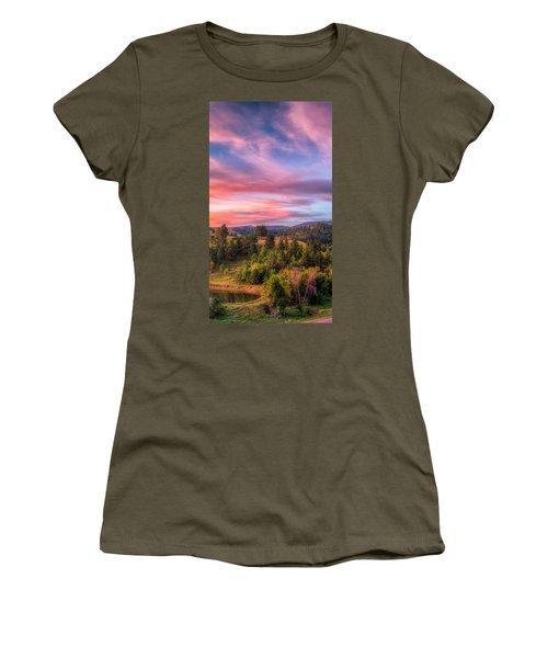 Fairytale Triptych 2 Women's T-Shirt