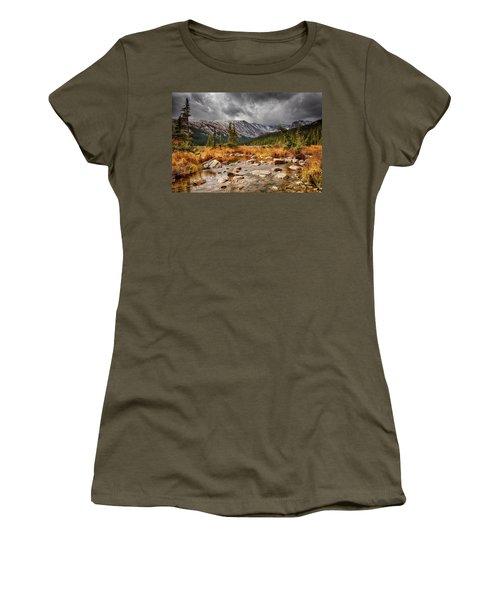 Fall Finale Women's T-Shirt