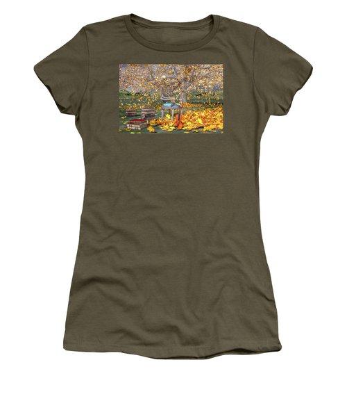 Fall Muse Women's T-Shirt