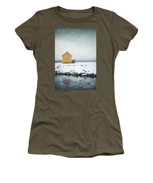 Falling Softly Women's T-Shirt
